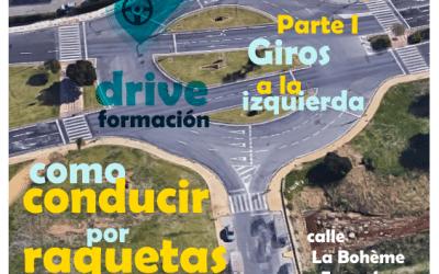 Como conducir por raquetas Parte I