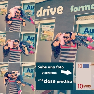 Clases practicas de coche a 10 euros