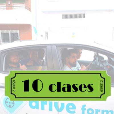 alumnos practicos autoescuela drive formacion